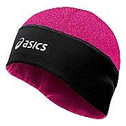 ASICS Thermopolis LT 2-N-1 Beanie Headwear - Magenta/Lite-Show