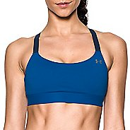 Womens Under Armour Eclipse Mid Bra Sports Bra - Royal/Navy L