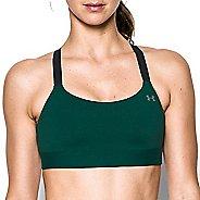 Womens Under Armour Eclipse Mid Bra Sports Bra - Arden Green XS