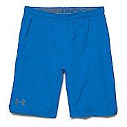 Mens Under Armour Hiit Unlined Shorts - Blue Jet/Blue Jet M