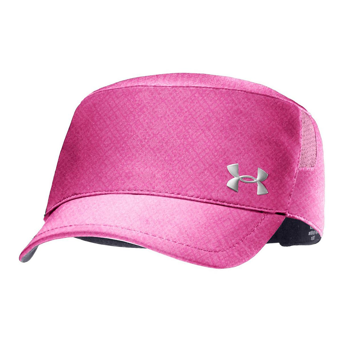 Womens Under Armour UA Embossed Military Cap Headwear at Road Runner Sports 9d3e5a6a4fd