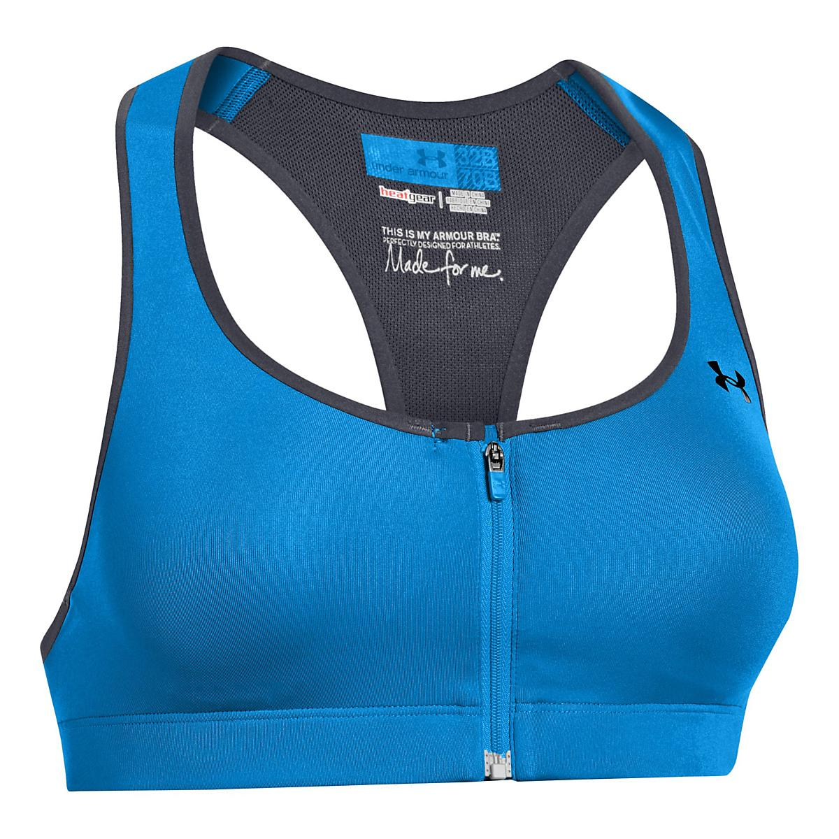 Womens Under Armour Armour Protegee C Sports Bras at Road Runner Sports 9f8293652