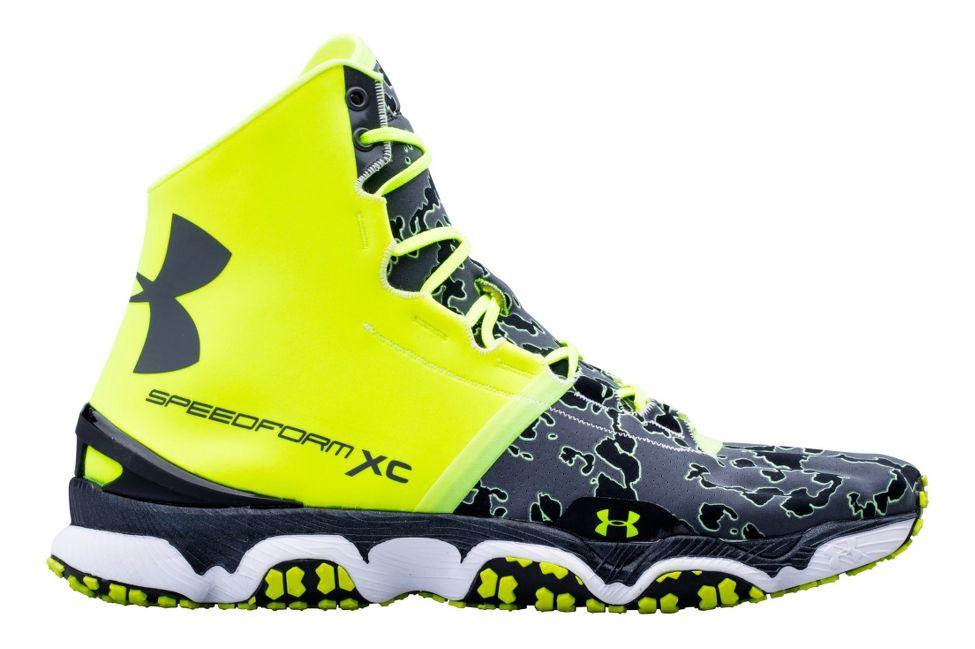 27db2b4df29 Mens Under Armour Speedform XC MID Running Shoe at Road Runner Sports