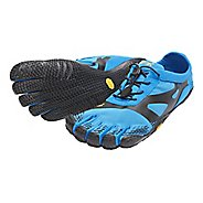 Mens Vibram FiveFingers KSO EVO Running Shoe - Blue/Black 9