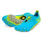 Womens Vibram FiveFingers Bikila EVO Running Shoe - Blue/Green 6.5