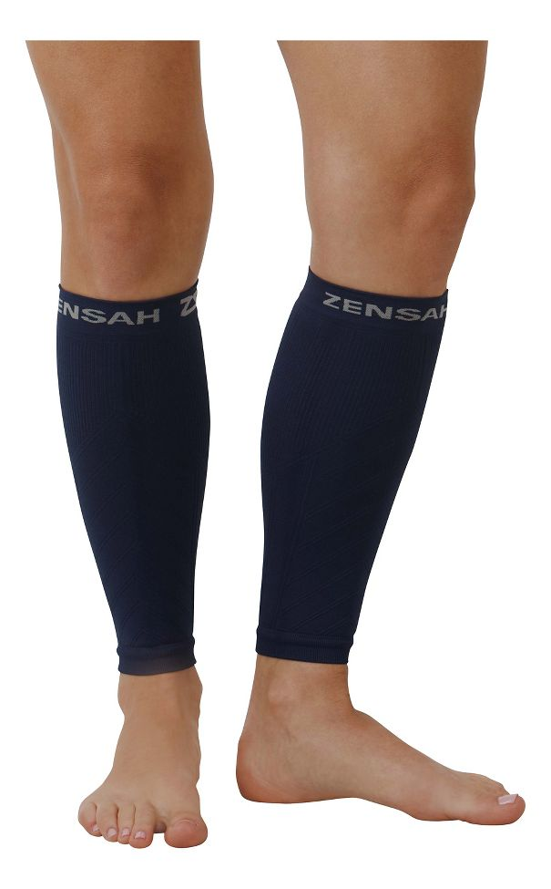 651577ce72 Zensah Compression Leg Sleeves Injury Recovery at Road Runner Sports